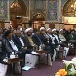 جانب من الحضور ـ العتبة الكاظمية المؤتمر السنوي الرابع 2013